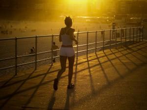 Atividade física de manhã cedinho