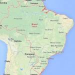Mapa Brasile