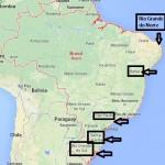 Brasile marcado