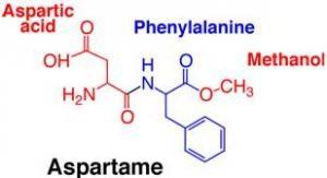 Aspartame e stevia